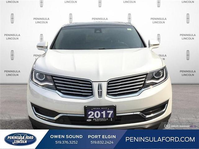 2017 Lincoln MKX Reserve (Stk: 19LI22A) in Owen Sound - Image 2 of 25