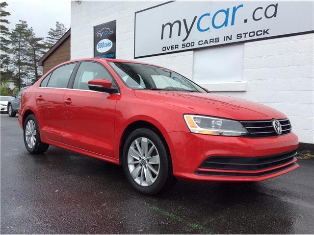 2015 Volkswagen Jetta 2.0L Trendline+ (Stk: 190801) in Richmond - Image 1 of 21