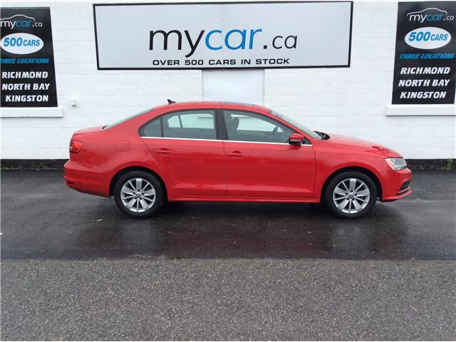 2015 Volkswagen Jetta 2.0L Trendline+ (Stk: 190801) in Richmond - Image 2 of 21