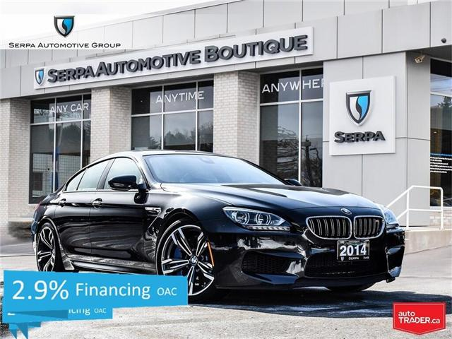 2014 BMW M6 Gran Coupe Base (Stk: P1257) in Aurora - Image 1 of 27