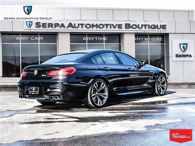 2014 BMW M6 Gran Coupe Base (Stk: P1257) in Aurora - Image 5 of 27