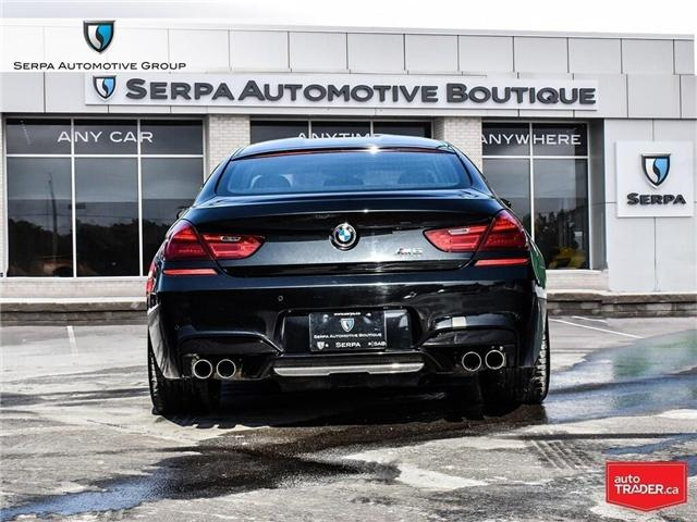 2014 BMW M6 Gran Coupe Base (Stk: P1257) in Aurora - Image 6 of 27