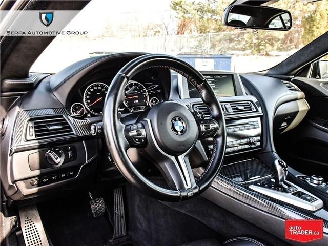 2014 BMW M6 Gran Coupe Base (Stk: P1257) in Aurora - Image 13 of 27
