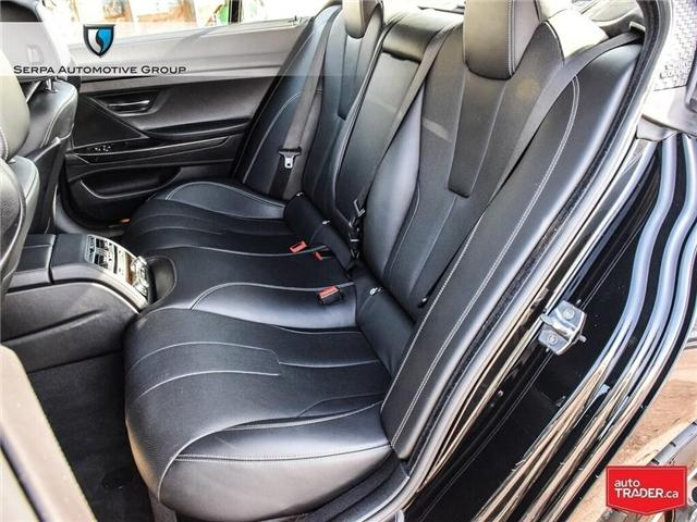 2014 BMW M6 Gran Coupe Base (Stk: P1257) in Aurora - Image 16 of 27