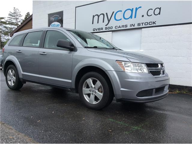 2015 Dodge Journey CVP/SE Plus (Stk: 190837) in Richmond - Image 1 of 19