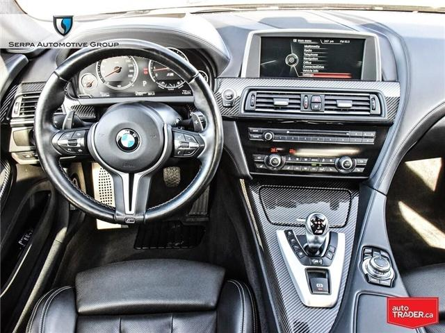 2014 BMW M6 Gran Coupe Base (Stk: P1257) in Aurora - Image 19 of 27