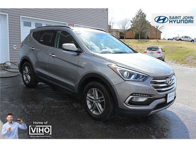 2018 Hyundai Santa Fe Sport  (Stk: U2093) in Saint John - Image 1 of 23