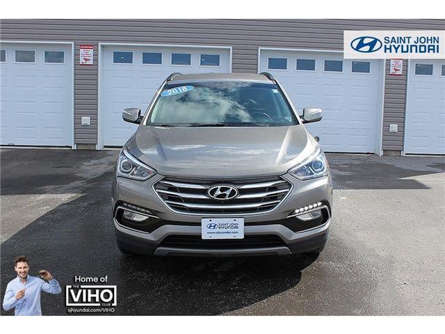 2018 Hyundai Santa Fe Sport  (Stk: U2093) in Saint John - Image 2 of 23