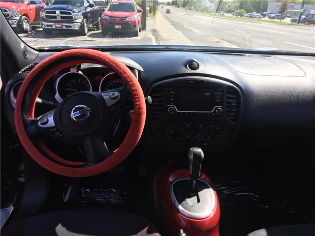 2015 Nissan Juke SV (Stk: ) in Garson - Image 6 of 10