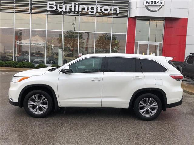 2014 Toyota Highlander LE (Stk: A6714) in Burlington - Image 2 of 20