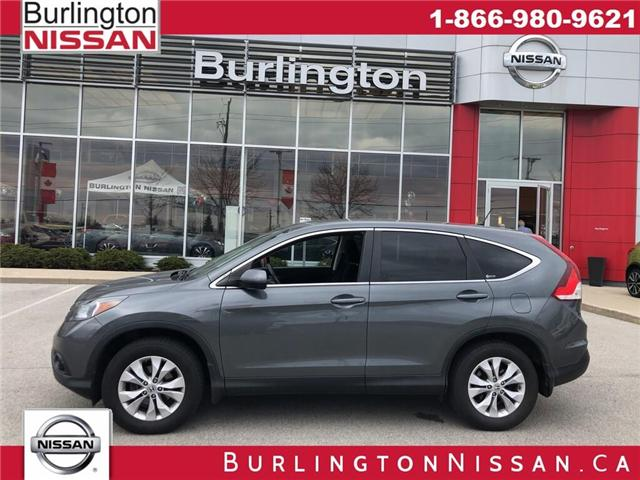 2012 Honda CR-V EX (Stk: A6641A) in Burlington - Image 1 of 19