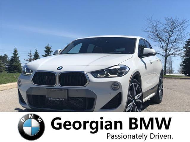 2018 BMW X2 xDrive28i (Stk: B18452-1) in Barrie - Image 1 of 17