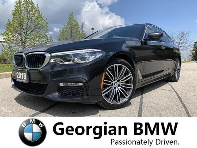 2018 BMW 530i xDrive (Stk: B19193-1) in Barrie - Image 1 of 15