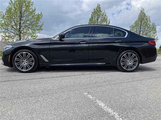 2018 BMW 530i xDrive (Stk: B19193-1) in Barrie - Image 2 of 15
