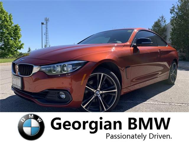 2018 BMW 430i xDrive (Stk: P1414) in Barrie - Image 1 of 16