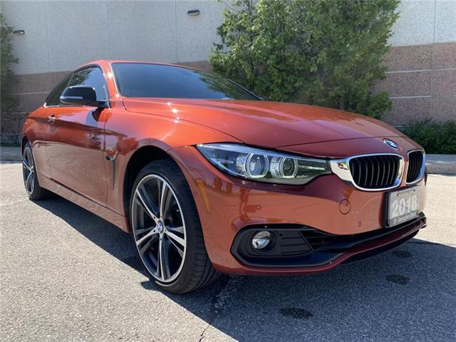 2018 BMW 430i xDrive (Stk: P1414) in Barrie - Image 7 of 16