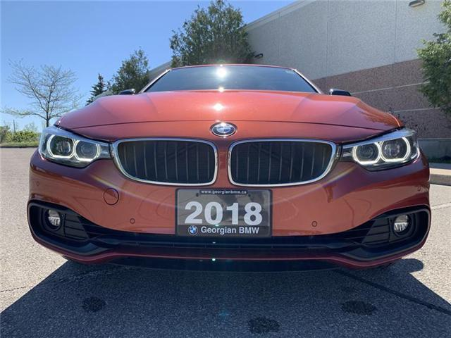 2018 BMW 430i xDrive (Stk: P1414) in Barrie - Image 8 of 16