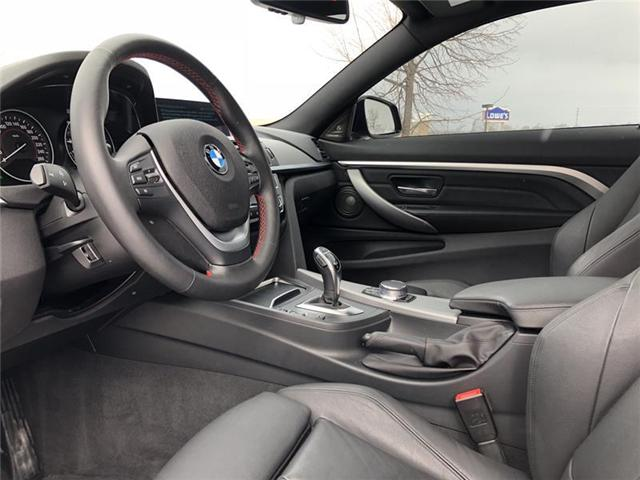 2018 BMW 430i xDrive (Stk: P1414) in Barrie - Image 10 of 16