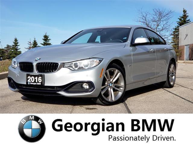 2016 BMW 428i xDrive Gran Coupe (Stk: P1445) in Barrie - Image 1 of 19