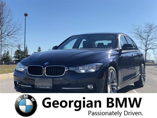 2016 BMW 320i xDrive (Stk: P1450) in Barrie - Image 1 of 12