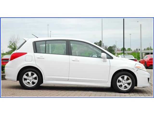 2011 Nissan Versa 1.8SL (Stk: 8R11470AX) in Kitchener - Image 2 of 14