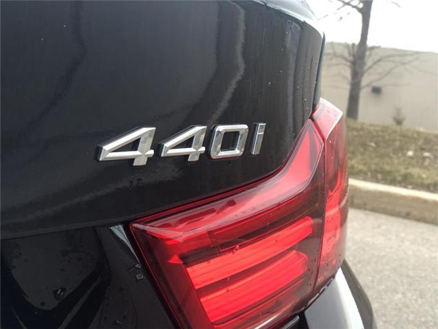 2019 BMW 440i xDrive Gran Coupe  (Stk: P1452) in Barrie - Image 11 of 16