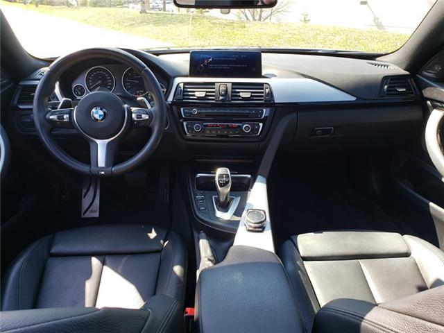 2015 BMW 435i xDrive Gran Coupe (Stk: P1458) in Barrie - Image 16 of 19
