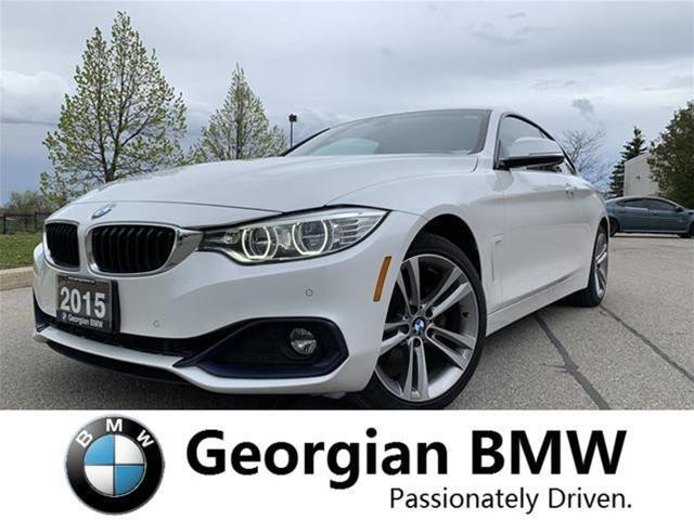 2015 BMW 428i xDrive (Stk: P1460) in Barrie - Image 1 of 16