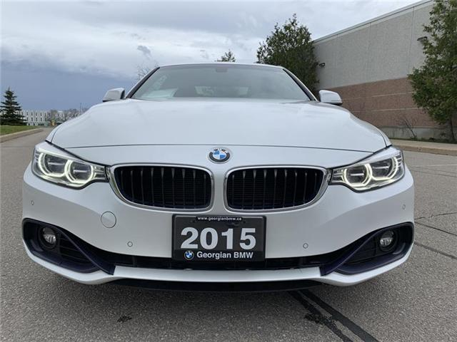 2015 BMW 428i xDrive (Stk: P1460) in Barrie - Image 2 of 16