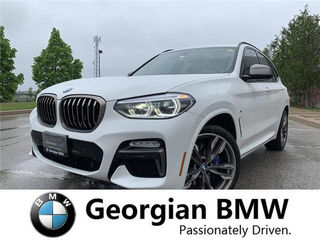 2018 BMW X3 M40i (Stk: P1466) in Barrie - Image 1 of 21