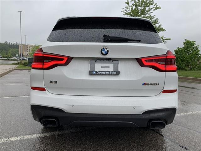 2018 BMW X3 M40i (Stk: P1466) in Barrie - Image 4 of 21