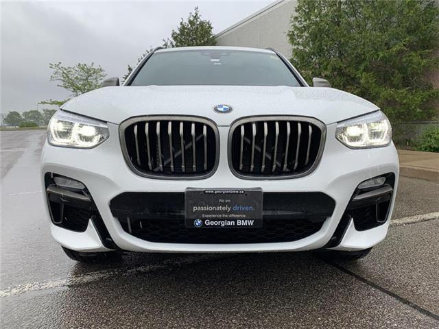 2018 BMW X3 M40i (Stk: P1466) in Barrie - Image 8 of 21