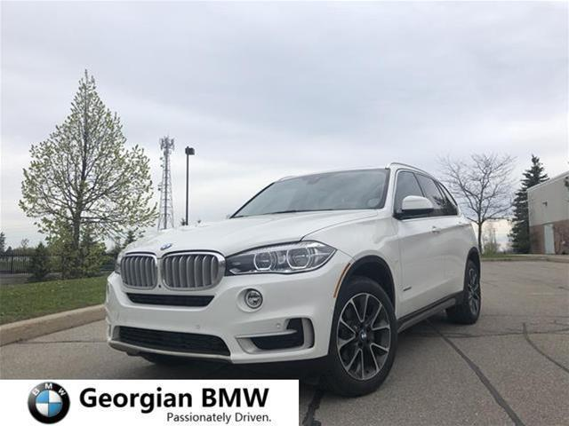 2018 BMW X5 xDrive35i (Stk: P1475) in Barrie - Image 1 of 14