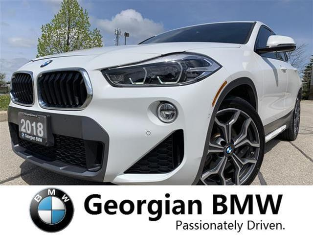 2018 BMW X2 xDrive28i (Stk: P1476) in Barrie - Image 1 of 14