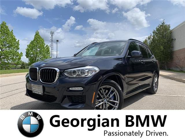 2019 BMW X3 xDrive30i (Stk: P1479) in Barrie - Image 1 of 17