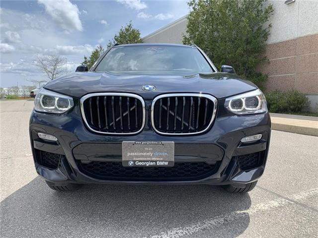 2019 BMW X3 xDrive30i (Stk: P1479) in Barrie - Image 3 of 17