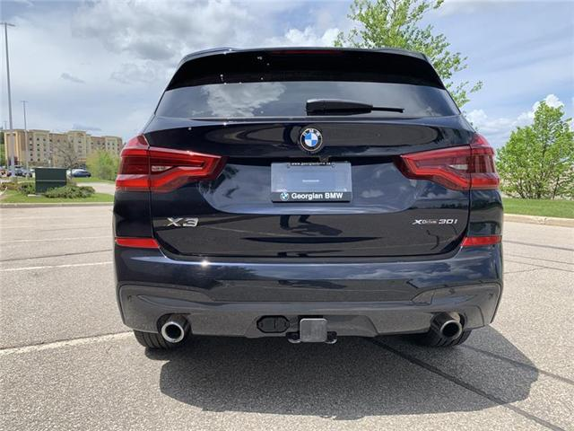 2019 BMW X3 xDrive30i (Stk: P1479) in Barrie - Image 6 of 17