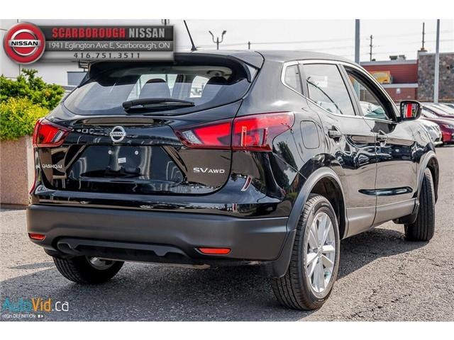 2018 Nissan Qashqai  (Stk: D18008) in Scarborough - Image 5 of 27