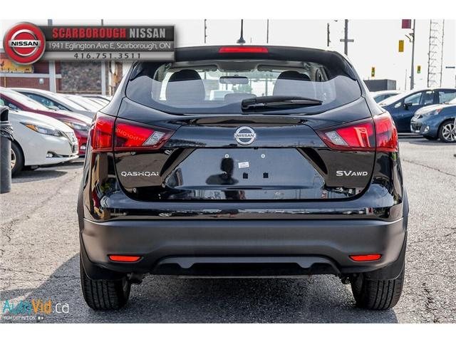 2018 Nissan Qashqai  (Stk: D18008) in Scarborough - Image 6 of 27
