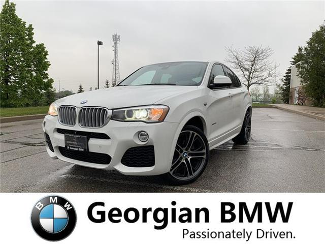 2016 BMW X4 xDrive35i (Stk: P1481) in Barrie - Image 1 of 15