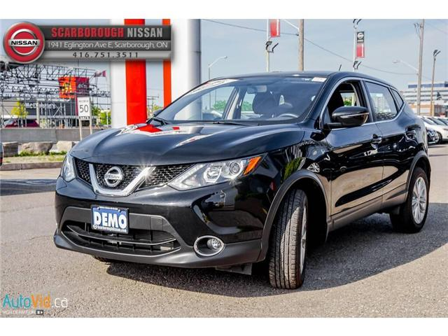 2018 Nissan Qashqai  (Stk: D18008) in Scarborough - Image 10 of 27