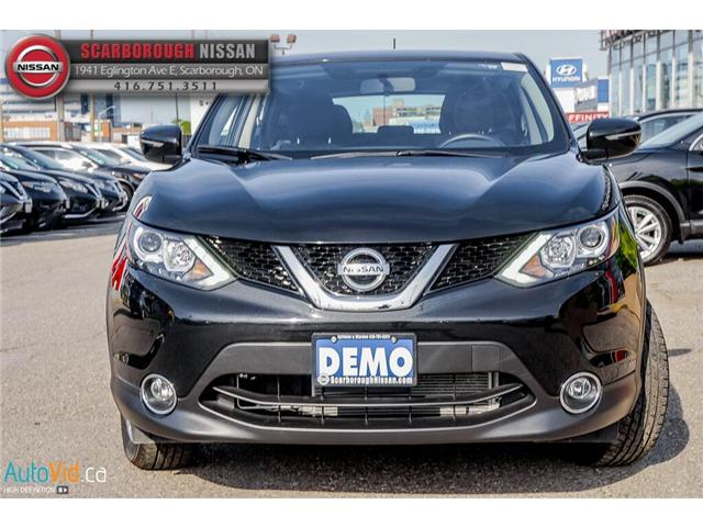 2018 Nissan Qashqai  (Stk: D18008) in Scarborough - Image 11 of 27