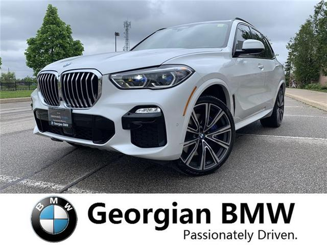 2019 BMW X5 xDrive50i (Stk: P1492) in Barrie - Image 1 of 22