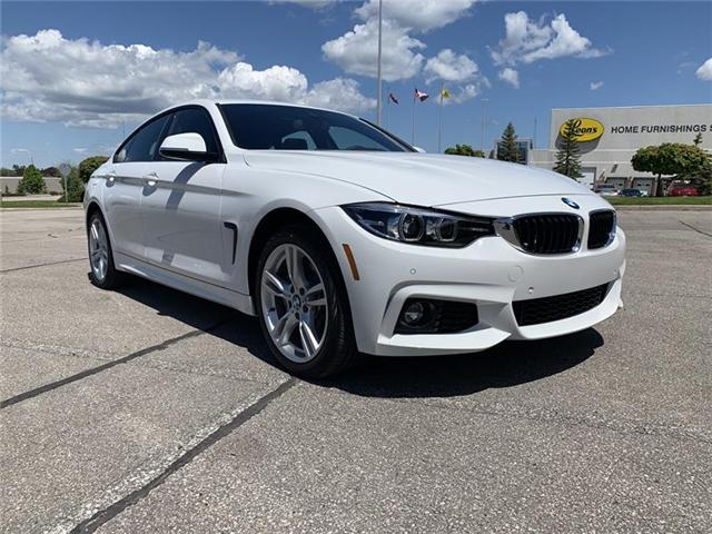 2019 BMW 430i xDrive Gran Coupe  (Stk: B19091) in Barrie - Image 7 of 21