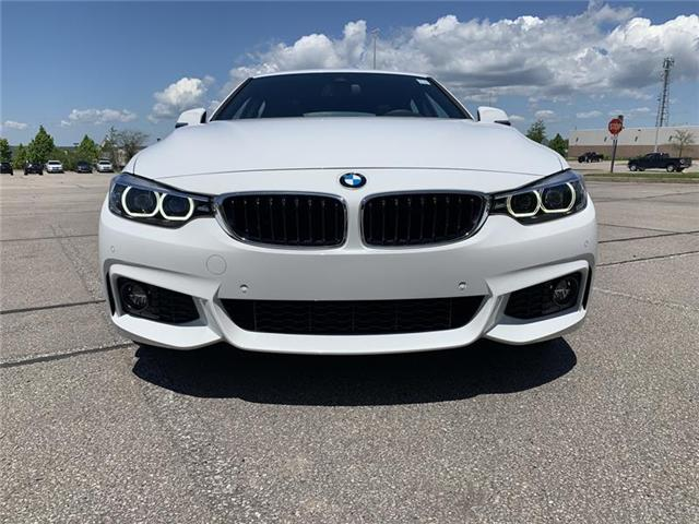 2019 BMW 430i xDrive Gran Coupe  (Stk: B19091) in Barrie - Image 8 of 21