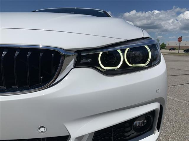2019 BMW 430i xDrive Gran Coupe  (Stk: B19091) in Barrie - Image 9 of 21