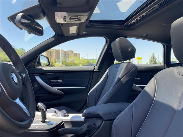 2019 BMW 430i xDrive Gran Coupe  (Stk: B19091) in Barrie - Image 11 of 21
