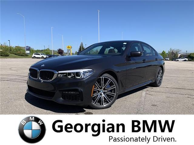 2019 BMW 540i xDrive (Stk: B19131) in Barrie - Image 1 of 7