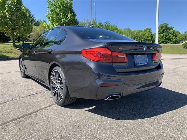2019 BMW 540i xDrive (Stk: B19131) in Barrie - Image 2 of 7