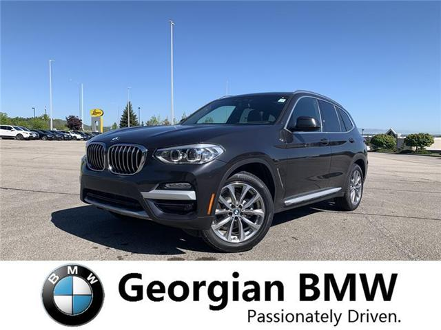 2019 BMW X3 xDrive30i (Stk: B19153) in Barrie - Image 1 of 7